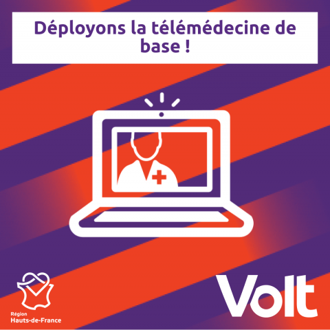 Programme Hauts-de-France - Télémédicine