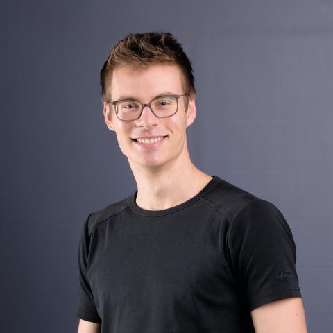 Portrait von Frederik Jobst