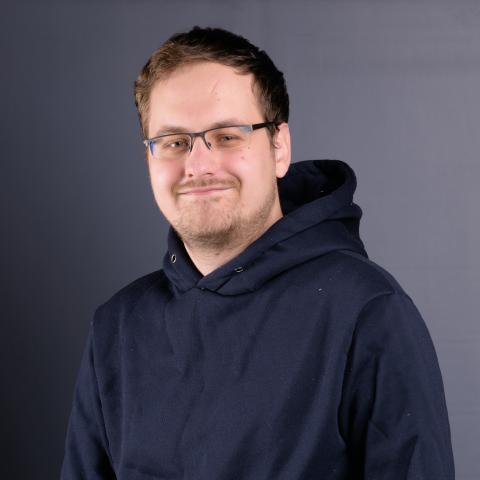 Portrait von Nicolas Kämmerer