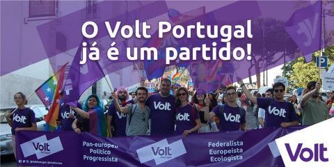 Volt Portugal