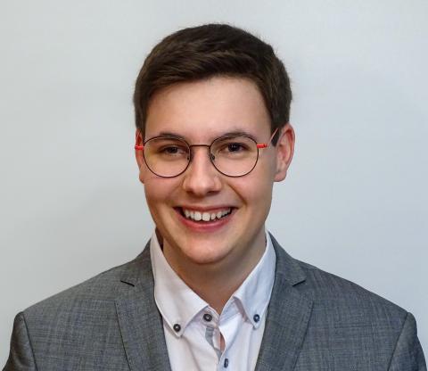 Kasimir Romer, Kandidat im Wahlkreis Biberach und Ulm bei der Landtagswahl 2021