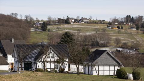 Rhein-Berg Süd Landscape