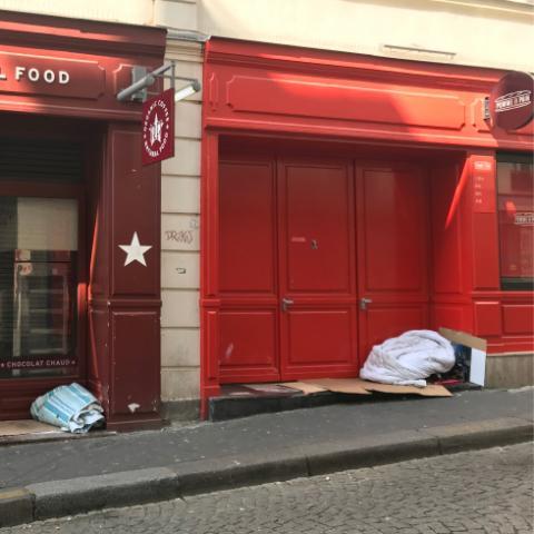 Homeless image 2