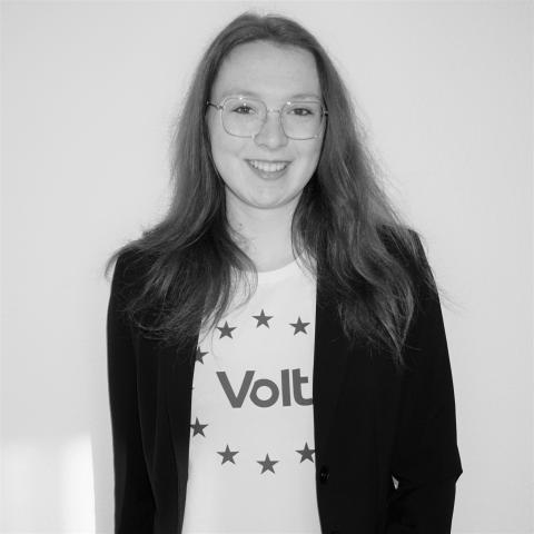 Magdalena Koum, Verantwortliche Hochschulgruppe DUS