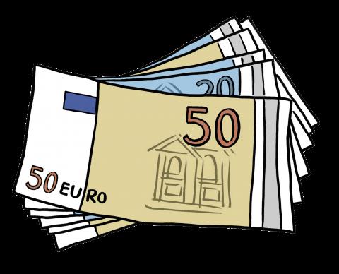 Geld - Money - Leichte Sprache