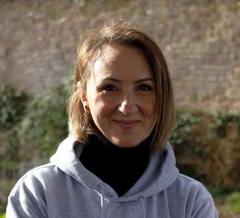 Andreea Georghe - Saarland