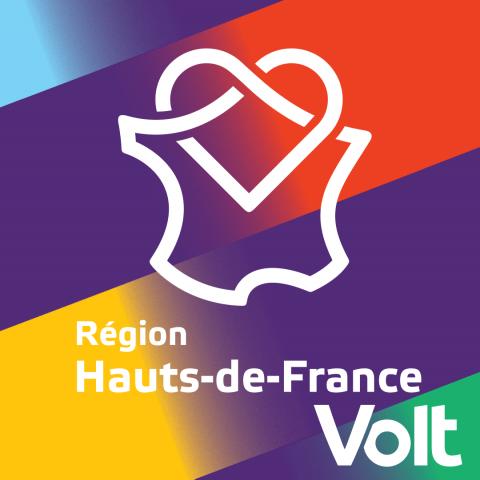 Volt Hauts-de-France - Régionales 2021