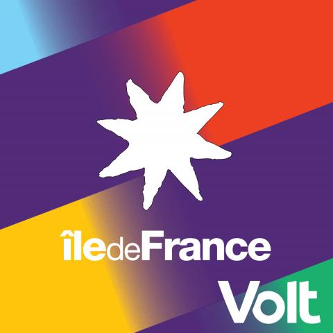 Volt Île-de-France - Régionales 2021