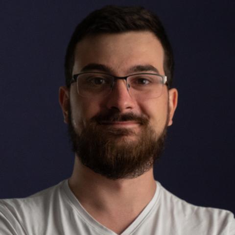 Adrian Nantscheff - Communications-Lead von Volt Freiburg