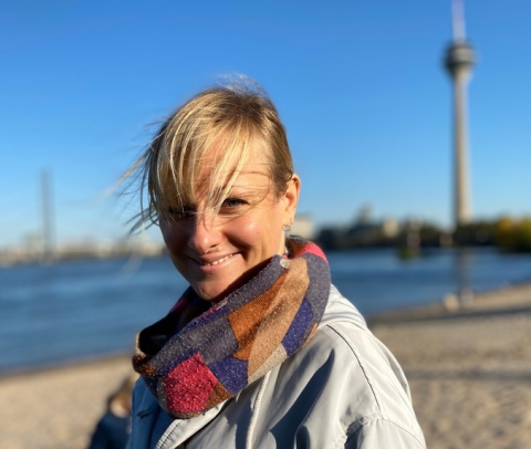 Anne Hahn, Fundraising Lead, Volt Düsseldorf