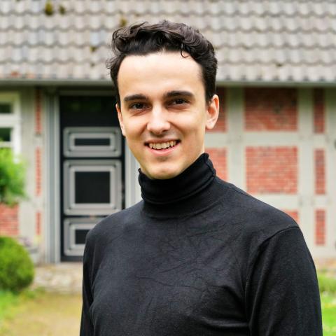Christopher Nitz - Volt Rotenburg-Verden