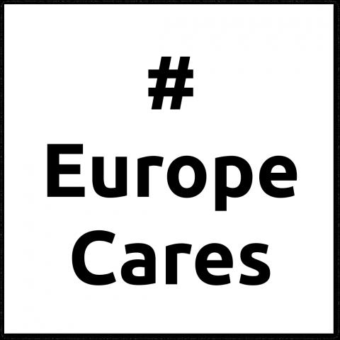 #EuropeCares