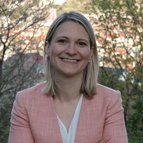 Hanna Smidt - City-Lead von Volt Stuttgart