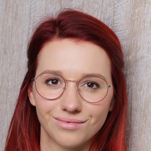 Jennifer Schapenberg, City Lead Volt Düsseldorf