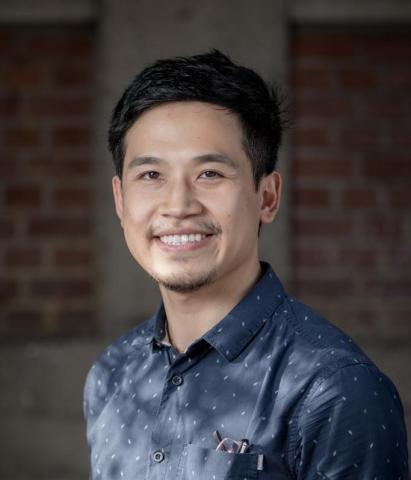 Kien Nguyen - City-Lead von Volt Stuttgart