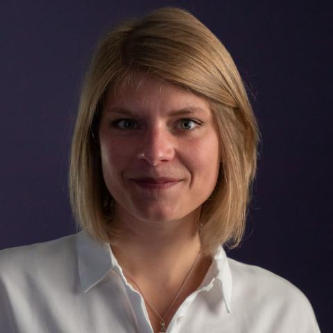 Lisa Weinfurtner, City-Lead von Volt Freiburg