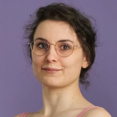 Milena Schiller Ninô - Bundestagskandidatin von Volt Freiburg