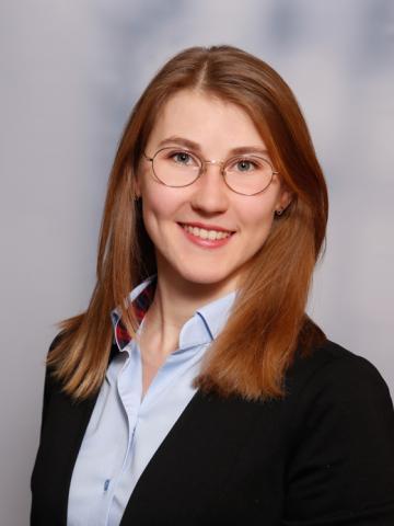 Nathalie Dworaczek, Communications Lead Volt Düsseldorf