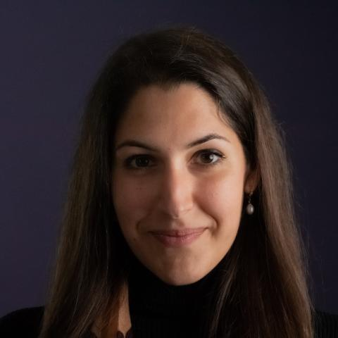 Sarah Chamas - Community-Lead Volt Freiburg