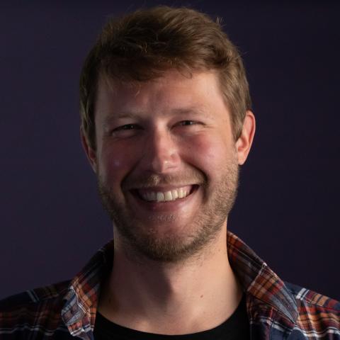 Simon Endres - Fundraising-Lead von Volt Freiburg