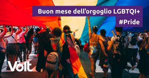 LGBT bologna mese