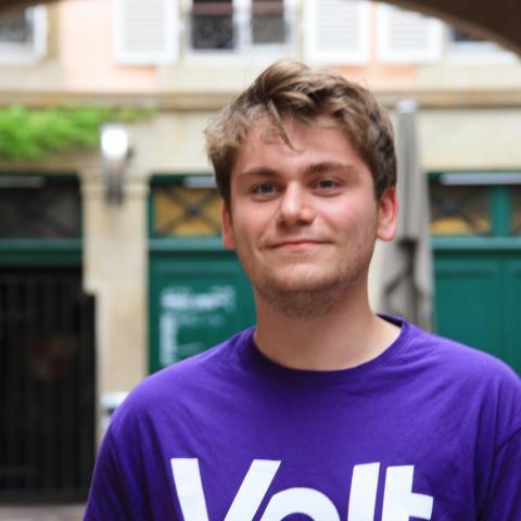 Bureau Volt France - Robin Fontaine