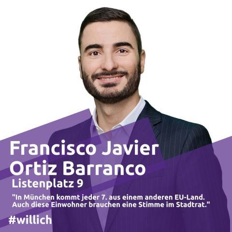 Francisco Javier Ortiz Barranco