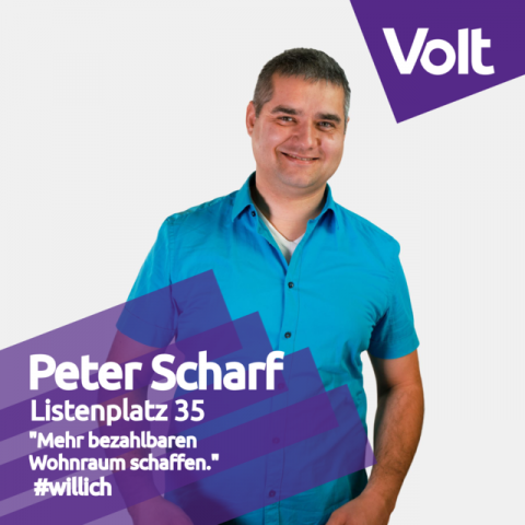 Peter Scharf