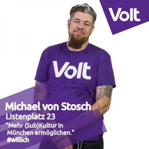 Michael von Stosch