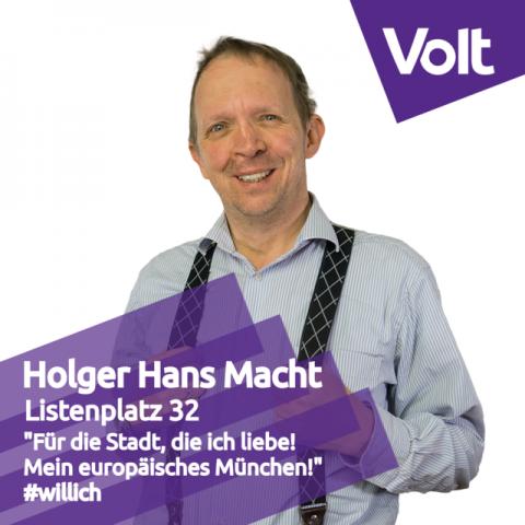 Holger Hans Macht