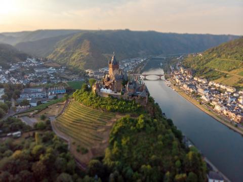 Photo of Burg Cochem - Volt Rheinland-Pfalz