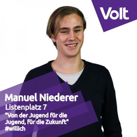 Manuel Niederer