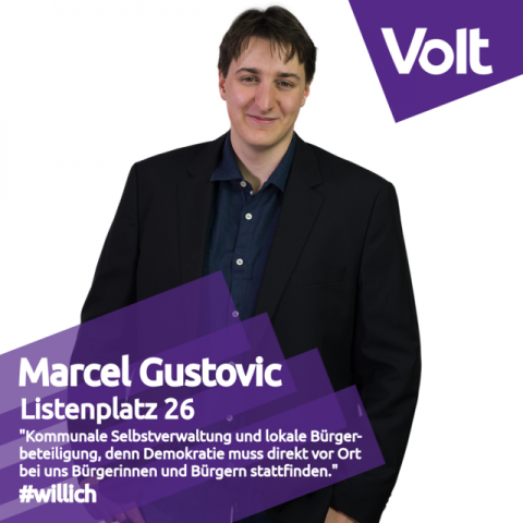 Marcel Gustovic