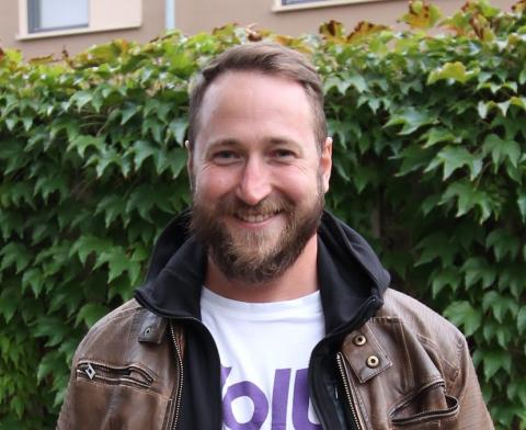 Tim Scharmann