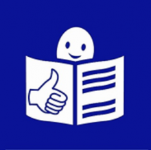 Leichte Sprache Logo Icon