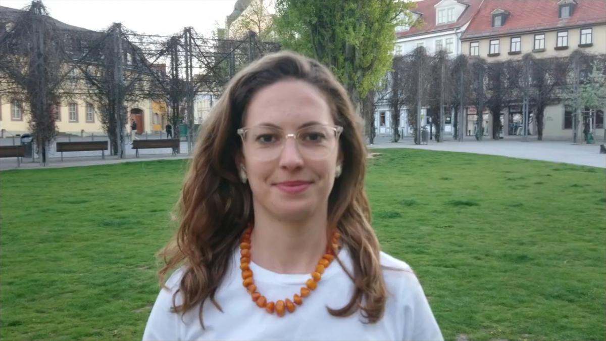 Valerie Sternberg, Co-President of Volt Europa