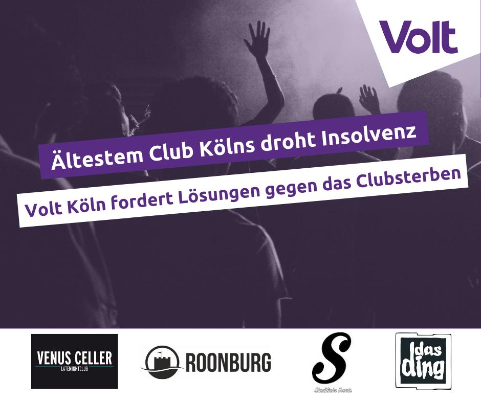 Clubsterben Köln Presse