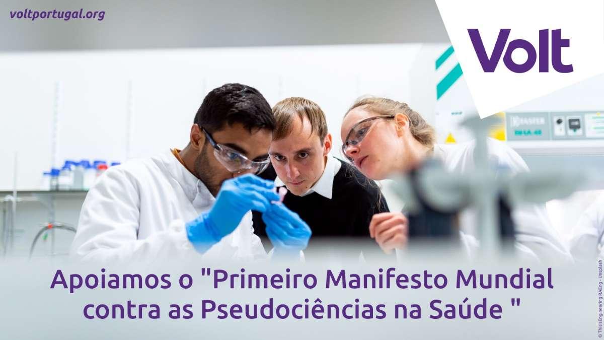 Acordo Mundial contra Pseudociências na Medicina