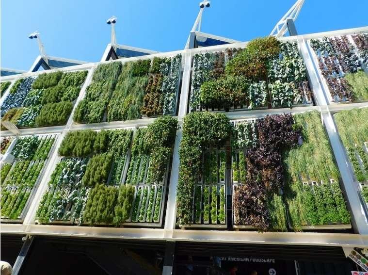Grünes Mailand - Green Milano