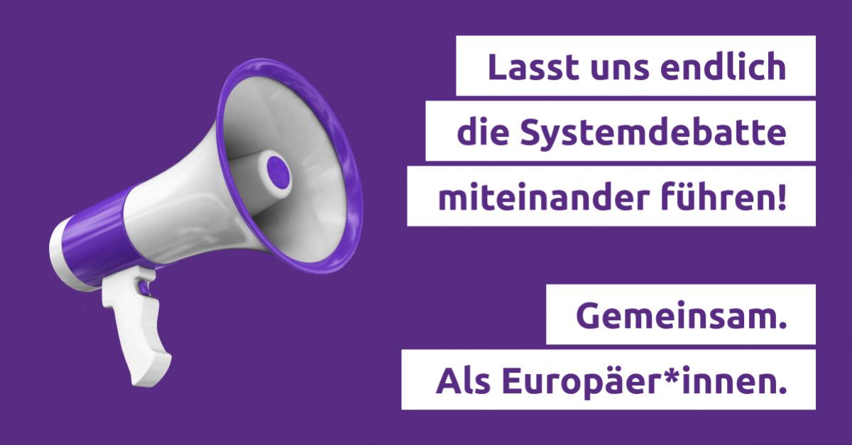 systemdebatte