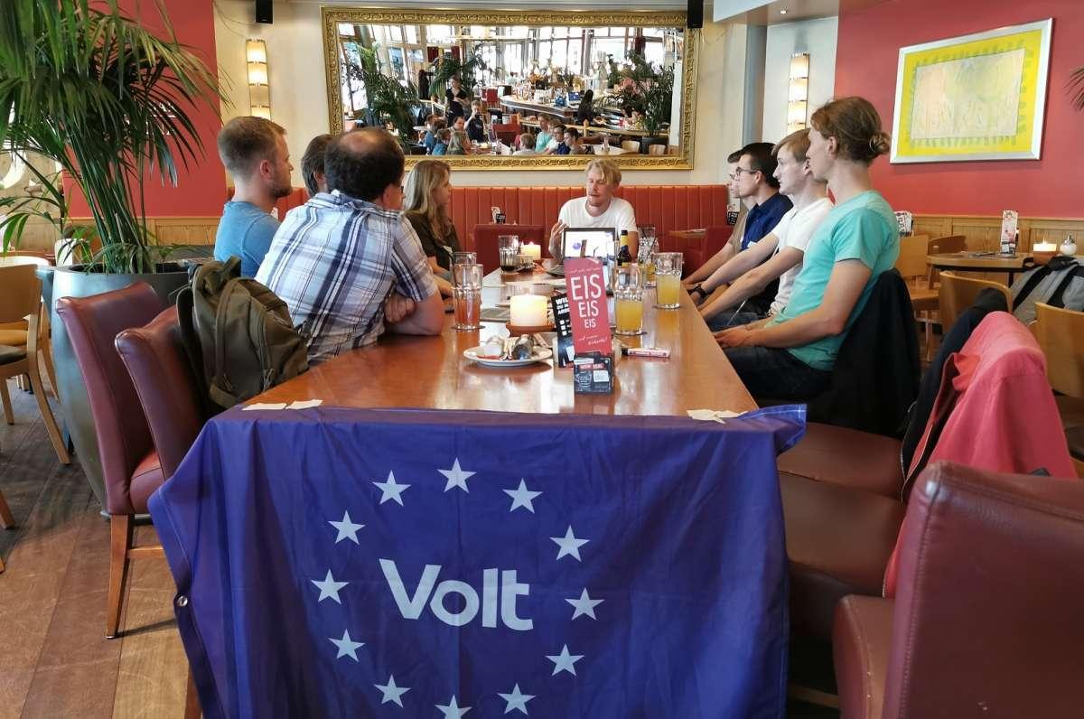 Meeting Volt Wolfsburg - Gifhorn