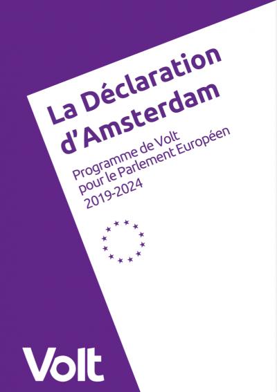 La Déclaration d'Amsterdam