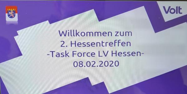 Wiesbaden LV Taskforce 2020