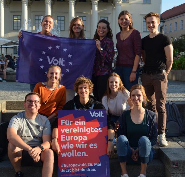 Volt-Team Regensburg
