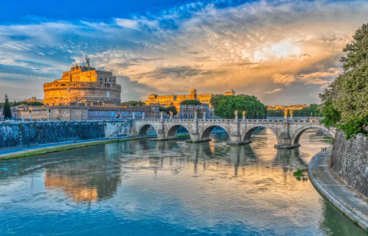Roma.castelsantangelo.volt