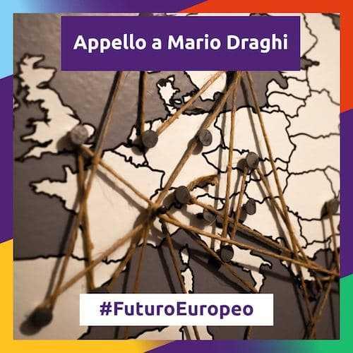 Lettera a Mario Draghi