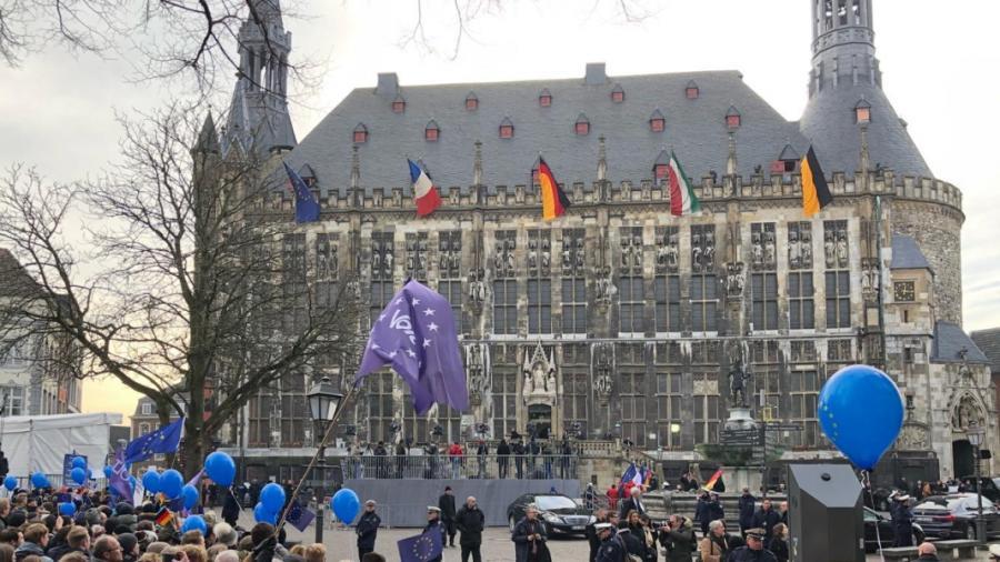Policy Team Demo Aachen