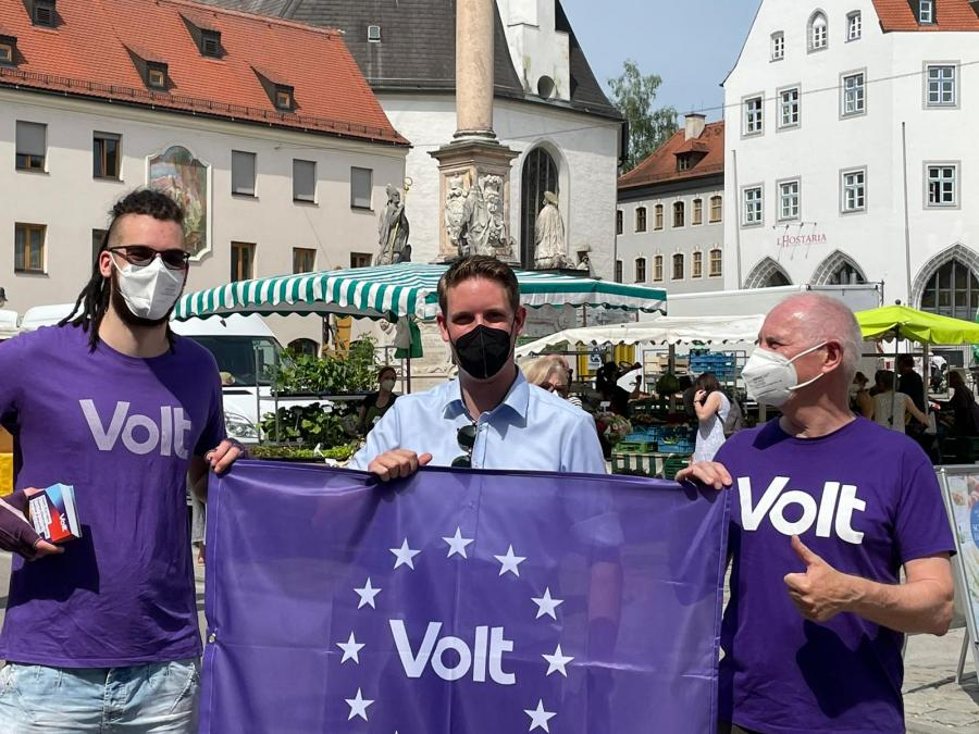 Volt Freising Team